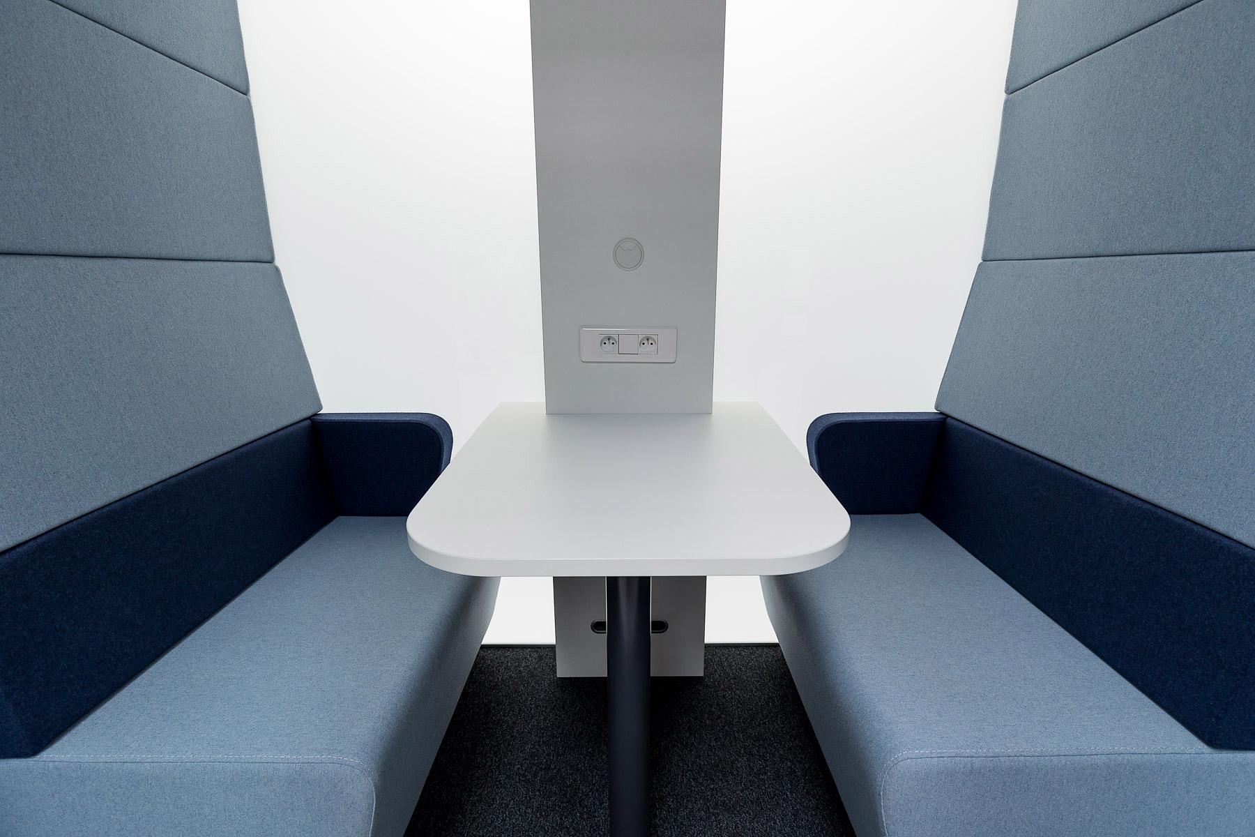 fotografia mebli biurowych
